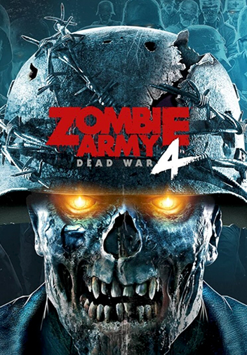 Zombie Army 4: Dead War artwork cover