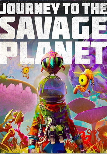 Journey To The Savage Planet artwork cover